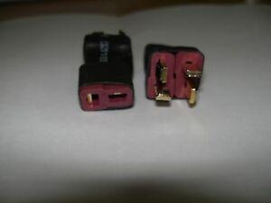 Lipo-adapter T-plug T-Stecker Parallelschaltung