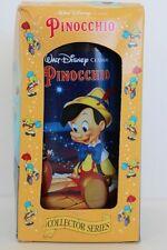 Collector Walt Disney PINOCCHIO #6 Plastic Glass Burger King Coca Cola 1994 NIB