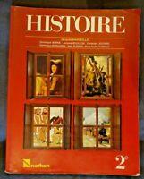 HISTOIRE 2e - MARSEILLE Jacques - collectif - 1987