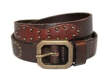 WRANGLER Cintura Belt Cintura in Pelle Tg 90