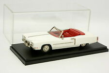 AMR Kit Monté 1/43 - Cadillac Eldorado Blanche