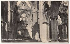 Monmouthshire; Tintern Abbey, N. Transept RP PPC, Unposted, By Photochrom
