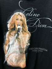 Celine Dion T-shirt , The Colosseum Caesars Palace Las Vegas