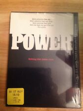 Power (DVD, 1999)NEW Authentic US RELEASE