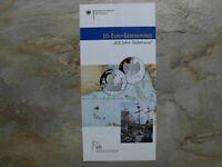 VfS Flyer für 10 Euro 2006 650 Jahre Städtehanse