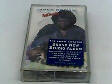 James Brown - Love Over-Due - Cassette - SEALED 72392 75225-4