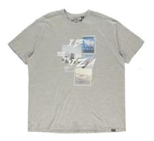 Loyalty & Faith Mambo Plus Grey Marl T-Shirt Short Sleeve Size 4XL *REF132
