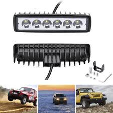 18W 12V LED Arbeitsscheinwerfer Offroad Scheinwerfer Arbeitslampe KFZ Bagger LKW