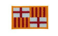 Parche bandera barcelona backapck PATCH bordado estrelada blava  catalunya