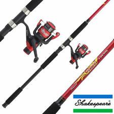 Shakespeare Firebird Spinning Combo 9ft Rod, Reel & Line Fishing Set