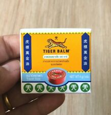 Tiger Balm Ointment Muscle Joint Pain Relief Bites Aches Headaches Travel 4 g.
