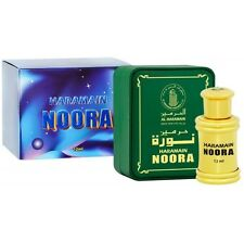 Noora Saffron Vanilla Dark Chocolate Accord Perfume Oil/Itar by Al Haramain 12ml