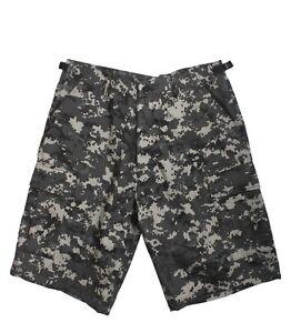 Rothco 65320 Subdued Urban Digital Camo BDU Shorts