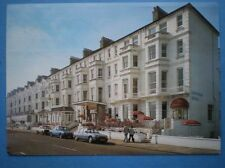 POSTCARD SUSSEX EASTBOURNE - LANGHAM HOTEL