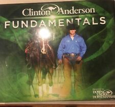 Clinton Anderson FUNDAMENTALS SERIES - GROUNDWORK 14 DVD's