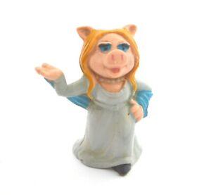 Pvc figure - The muppets show miss PIGGY sesame street