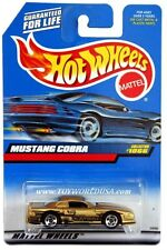 1999 Hot Wheels #1066 Mustang Cobra
