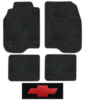 2008-2012 Chevy Malibu Floor Mats - 4pc - Cutpile