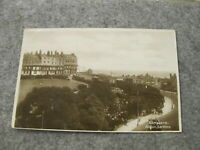 Early Real photo Kent postcard - Albion Gardens Ramsgate