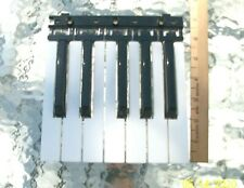12 keys Electronic Keyboard Piano 1 octave for parts or arts and crafts