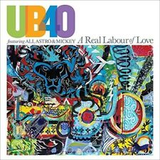 Real Labour Of Love - Ub40 (2018, CD NEUF)