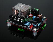 Assembled UPC1237 Speaker Delay Protection Board Dual Omron Relay AC 12V-18V