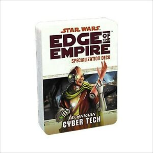 Star Wars Edge of the Empire – Cyber Tech Specialization Deck