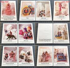 Mattel_Orig. 1985 Trade Ad insert / toy promo_Barbie_Motu_She-Ra_ Angel Bunny