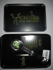 STAR WARS (YODA) FOSSIL WATCH LIMITED EDITION #0067/2000 (NEW IN BOX) with COA
