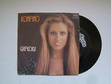 "GERALDINE""ROMANO/ JUST A WORD AWAY - DISCO 45 GIRI ARISTON 1977"""