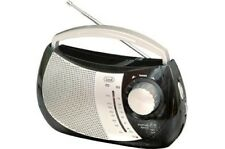 TREVI Radio Portatile Analogica Stereo FM AM Jack 3.5 mm colore Nero RA 764