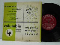 "Leadbelly 10"" LP Memorial Volume 2 on Stinson blues"