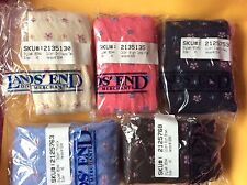 1x LANDS END WINTER TIGHTS Aus Made TAN BROWN NAVY BLUE Size 6-8 POST