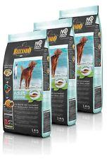 Hunde Trockenfutter - 3x Adult GF Ocean mit Fisch 1kg - Hundefutter getreidefrei