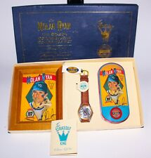 NOLAN RYAN Limited Edition The Strikeout King ☆ FOSSIL WATCH New with Tags & COA
