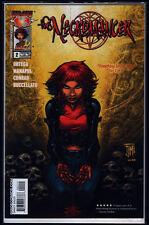 The Necromancer Top Cow 4x US Comics + Variant Covers EBAS Greg Horn Manapul NM+