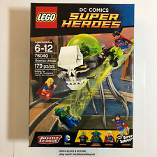 LEGO DC Comics Super Heroes 76040 Brainiac Attack New Sealed