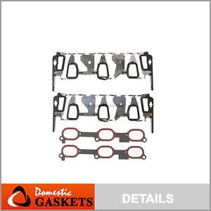 96-05 Chevrolet Oldsmobile Pontiac 3.1L 3.4L HP Intake Manifold Gasket VIN E J