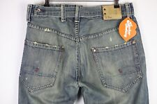 Mens G Star Jeans SC raydar Loose fitting Button Fly Distressed w34 l32 p20