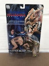 """Neca Hellraiser Series One Chatter Beast 7"""" Action Figure - New Sealed Moc"""