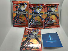 2000 Fleer Adrenaline Extreme Sports Trading Cards Sealed Packets x4 Packs