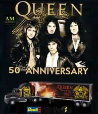 Revell Queen - 3D Puzzle - Tour Camión 50th Anniversary - Nuevo / Embalaje