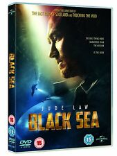 Black Sea (DVD, 2014) Jude Law NEW SEALED PAL Region 2