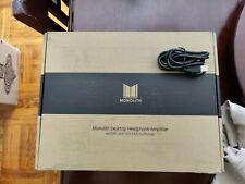 Monolith (Monoprice) Desktop Balanced Headphone Amplifier / DAC, THX AAA