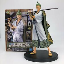 Banpresto One Piece Zoro Pvc Figure Dxf The Grandline Men Wanokuni vol.2 Toei