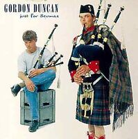 Gordon Duncan - Just For Seumas [CD]