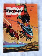 Super BOY - Avril 1964 - Mensuel n° 176