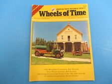 Wheels of Time Magazine July/Aug 1993 International Trucks Freightliner Co M4124