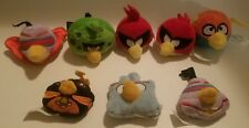 Angry Birds Plush Lot, Bean Bag, Finger Puppet,  Angry Birds Space plush