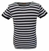 Mens Retro Mod 60s Indie Black & Grey Cotton T Shirt …